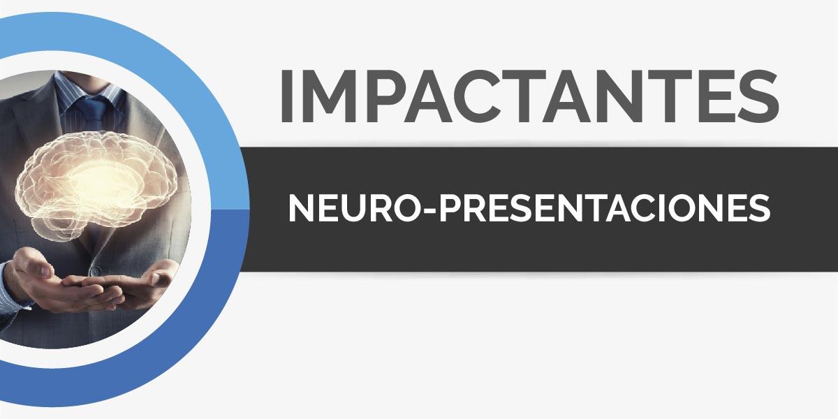 cómo diseñar neuro presentaciones impactantes